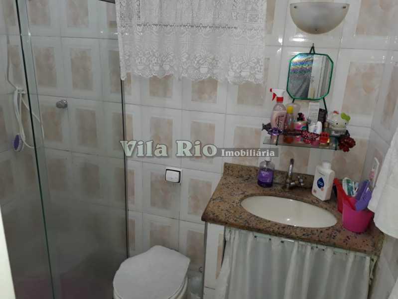 BANHEIRO1 - Apartamento 2 quartos à venda Penha Circular, Rio de Janeiro - R$ 220.000 - VAP20304 - 13