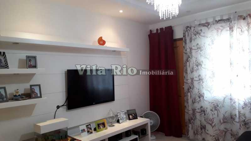 Sala.3 - Casa Irajá, Rio de Janeiro, RJ À Venda, 2 Quartos, 102m² - VCA20032 - 5