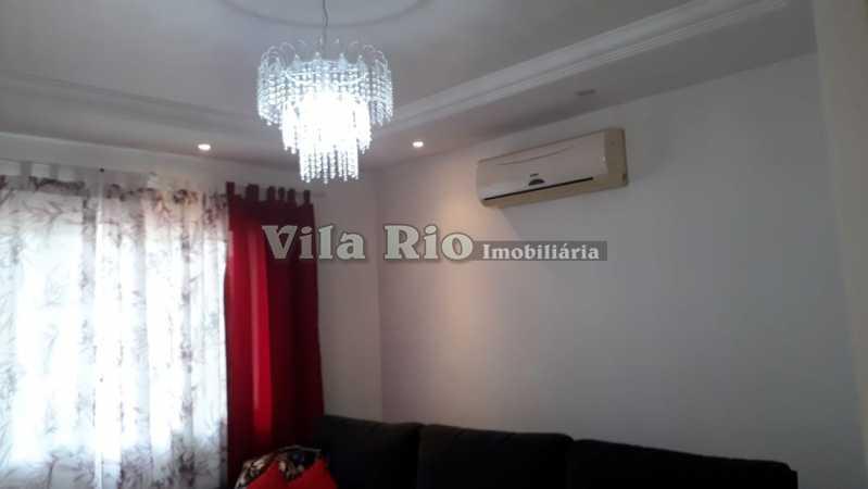 Sala.4 - Casa Irajá, Rio de Janeiro, RJ À Venda, 2 Quartos, 102m² - VCA20032 - 6