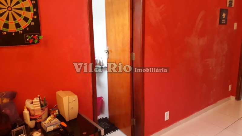 Quarto1.1 - Casa Irajá, Rio de Janeiro, RJ À Venda, 2 Quartos, 102m² - VCA20032 - 8