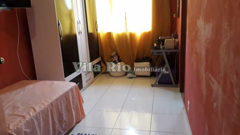Quarto1 - Casa Irajá, Rio de Janeiro, RJ À Venda, 2 Quartos, 102m² - VCA20032 - 9