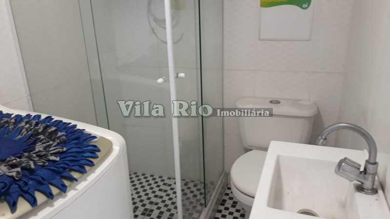 Banheiro terraço.1 - Casa Irajá, Rio de Janeiro, RJ À Venda, 2 Quartos, 102m² - VCA20032 - 12