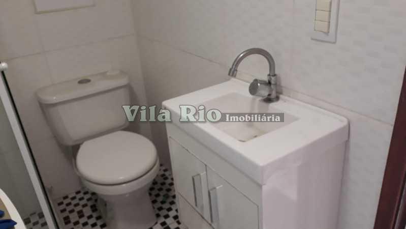 Banheiro terraço.2 - Casa Irajá, Rio de Janeiro, RJ À Venda, 2 Quartos, 102m² - VCA20032 - 13