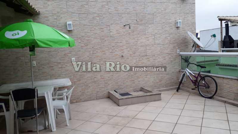 Terraço.1 - Casa Irajá, Rio de Janeiro, RJ À Venda, 2 Quartos, 102m² - VCA20032 - 27