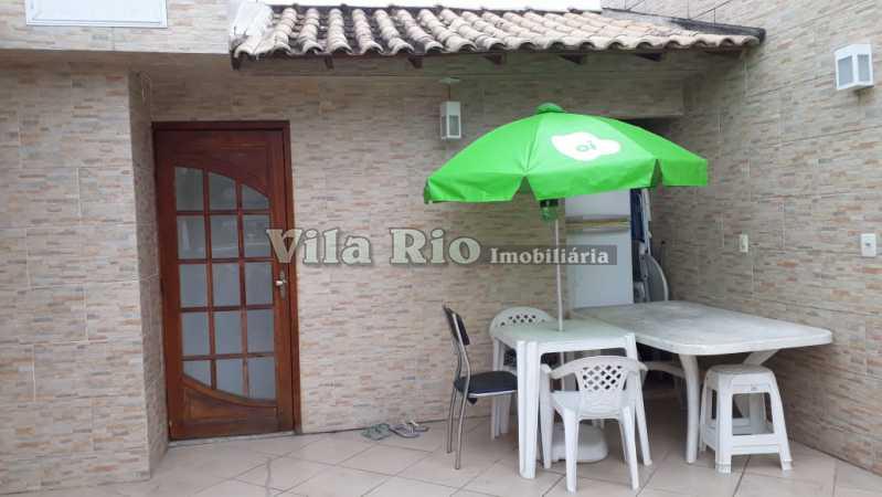 Terraço - Casa Irajá, Rio de Janeiro, RJ À Venda, 2 Quartos, 102m² - VCA20032 - 28