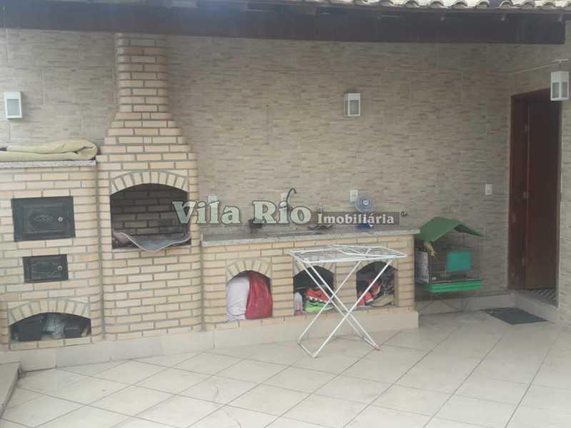 Churrasqueira.1 - Casa Irajá, Rio de Janeiro, RJ À Venda, 2 Quartos, 102m² - VCA20032 - 29