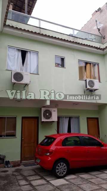 Fachada - Casa Irajá, Rio de Janeiro, RJ À Venda, 2 Quartos, 102m² - VCA20032 - 30