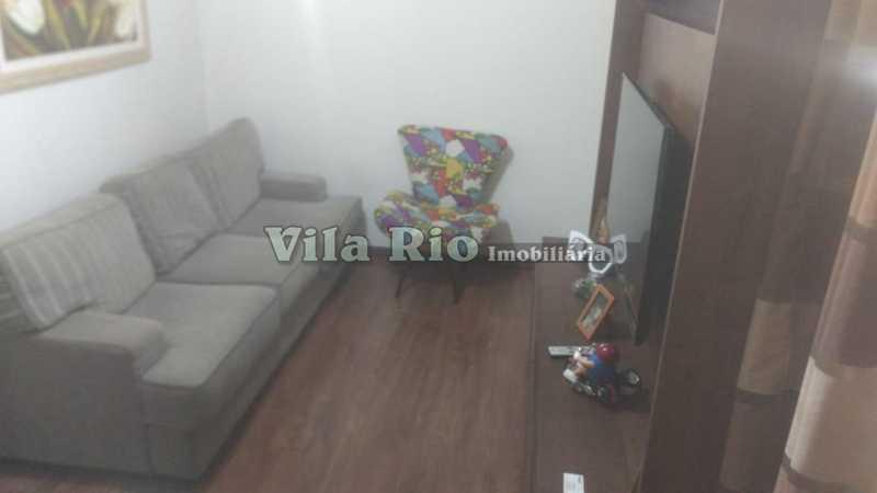 Sala.2 - Apartamento À Venda - Vila da Penha - Rio de Janeiro - RJ - VAP10030 - 4