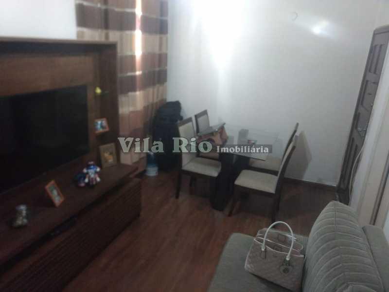 Sala.4 - Apartamento À Venda - Vila da Penha - Rio de Janeiro - RJ - VAP10030 - 1