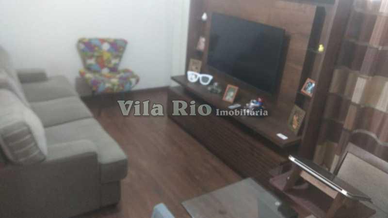 Sala - Apartamento À Venda - Vila da Penha - Rio de Janeiro - RJ - VAP10030 - 5