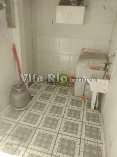 Área de serviço - Apartamento À Venda - Vila da Penha - Rio de Janeiro - RJ - VAP10030 - 8
