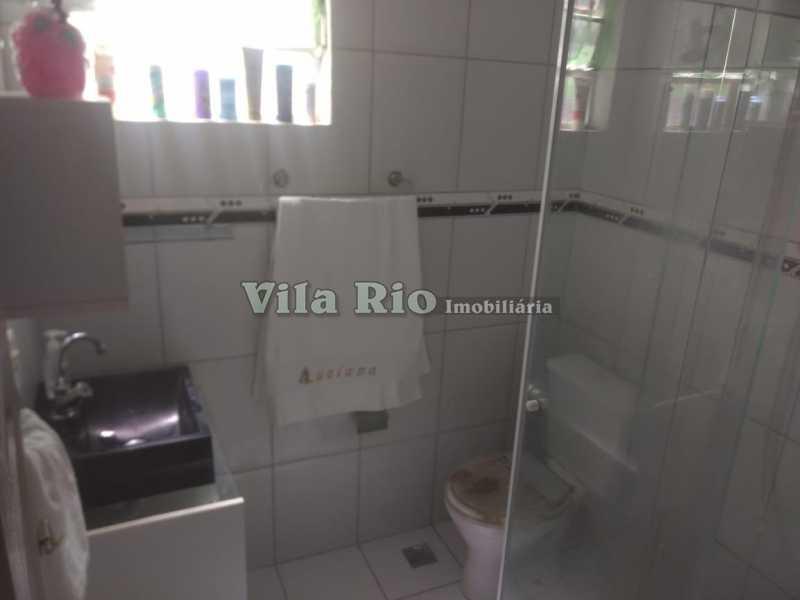 Banheiro.1 - Apartamento À Venda - Vila da Penha - Rio de Janeiro - RJ - VAP10030 - 9