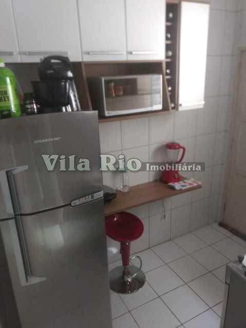 Cozinha.1 - Apartamento À Venda - Vila da Penha - Rio de Janeiro - RJ - VAP10030 - 13