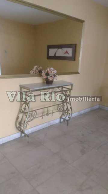 HALL - Apartamento 2 quartos para alugar Vila da Penha, Rio de Janeiro - R$ 1.100 - VAP20310 - 26