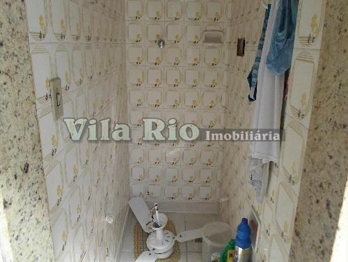 BANHEIRO EMPREGADA - Apartamento Vista Alegre,Rio de Janeiro,RJ À Venda,2 Quartos,75m² - VA20790 - 9