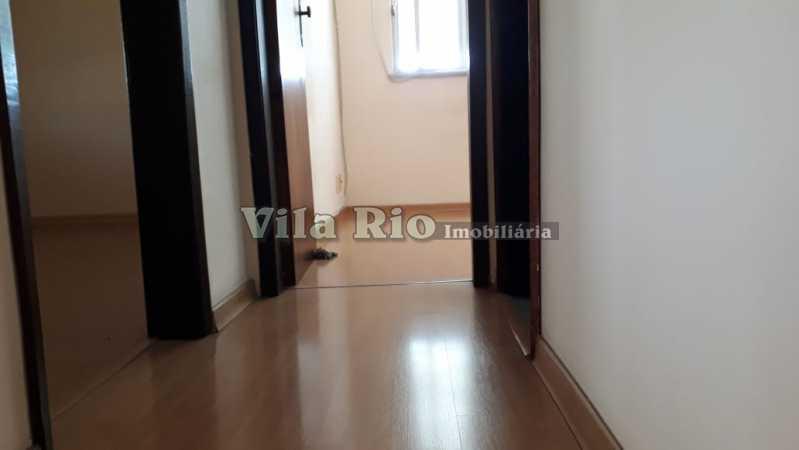 CIRCULAÇÃO - Apartamento 2 quartos à venda Irajá, Rio de Janeiro - R$ 230.000 - VAP20325 - 13