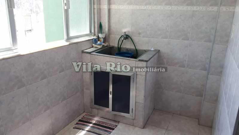 ÁREA DE SERVIÇO - Apartamento 2 quartos à venda Irajá, Rio de Janeiro - R$ 230.000 - VAP20325 - 18