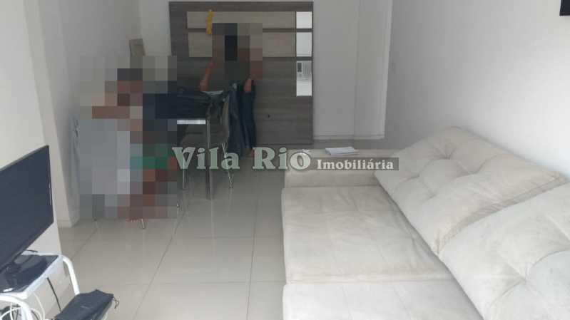 SALA - Apartamento À Venda - Praça Seca - Rio de Janeiro - RJ - VAP20335 - 1