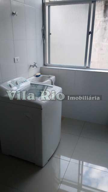 ÁREA - Apartamento À Venda - Praça Seca - Rio de Janeiro - RJ - VAP20335 - 7