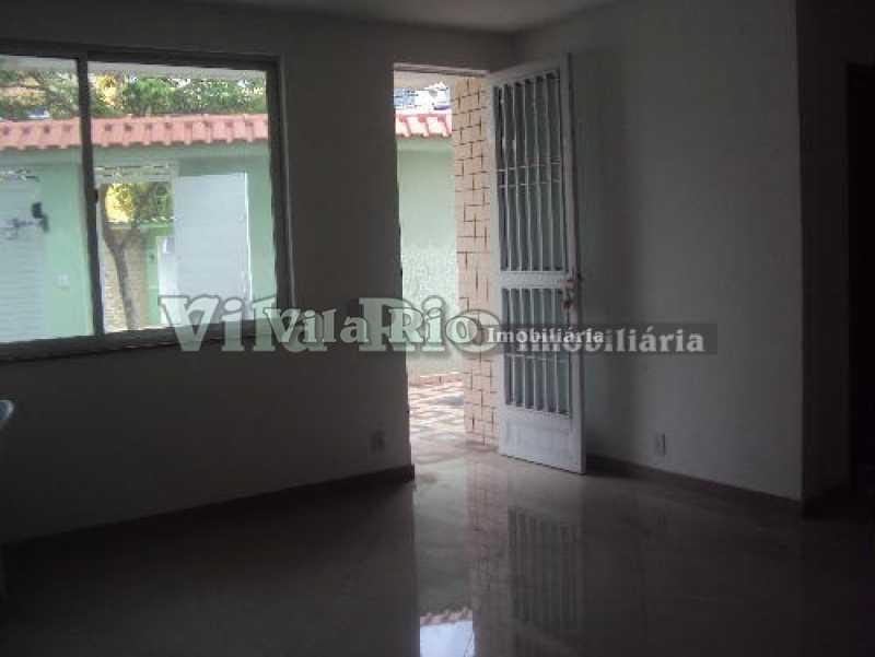 sala1 - Casa 3 quartos para venda e aluguel Vista Alegre, Rio de Janeiro - R$ 850.000 - VCA30034 - 4