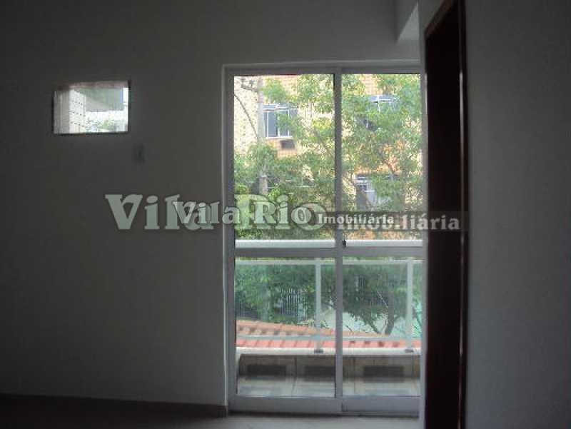 quarto1 - Casa 3 quartos para venda e aluguel Vista Alegre, Rio de Janeiro - R$ 850.000 - VCA30034 - 6