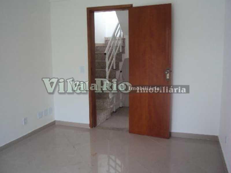 quarto2.2 - Casa 3 quartos para venda e aluguel Vista Alegre, Rio de Janeiro - R$ 850.000 - VCA30034 - 8
