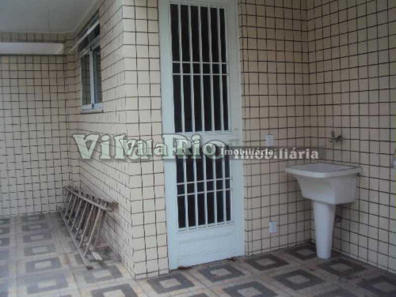 area - Casa 3 quartos para venda e aluguel Vista Alegre, Rio de Janeiro - R$ 850.000 - VCA30034 - 12