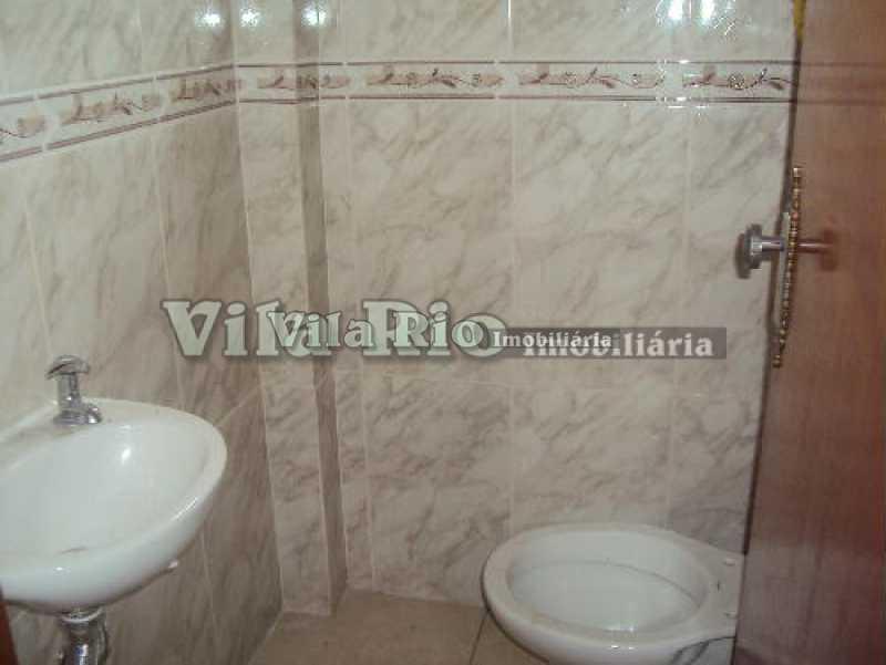 banheiro1 - Casa 3 quartos para venda e aluguel Vista Alegre, Rio de Janeiro - R$ 850.000 - VCA30034 - 14