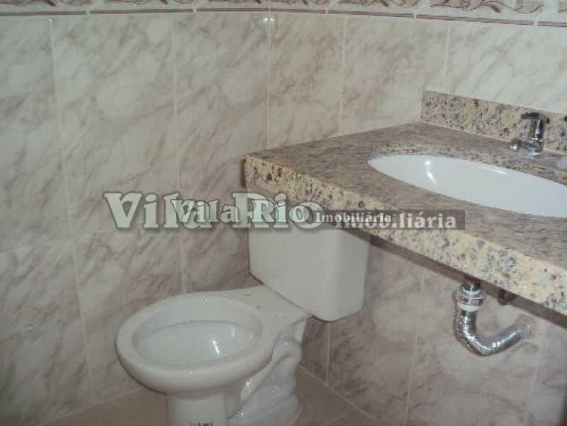 banheiro2 - Casa 3 quartos para venda e aluguel Vista Alegre, Rio de Janeiro - R$ 850.000 - VCA30034 - 16