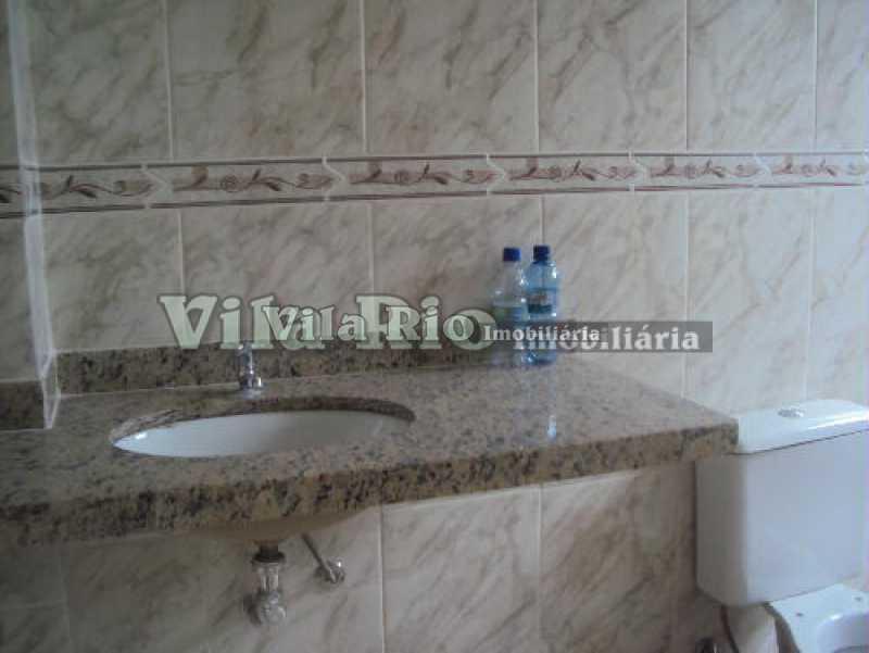 banheiro3 - Casa 3 quartos para venda e aluguel Vista Alegre, Rio de Janeiro - R$ 850.000 - VCA30034 - 18