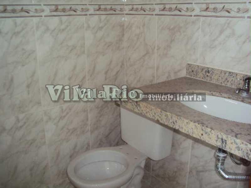 banheiro4 - Casa 3 quartos para venda e aluguel Vista Alegre, Rio de Janeiro - R$ 850.000 - VCA30034 - 20
