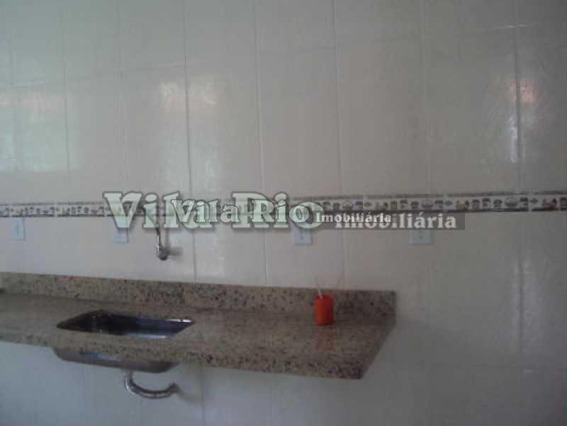 cozinha - Casa 3 quartos para venda e aluguel Vista Alegre, Rio de Janeiro - R$ 850.000 - VCA30034 - 21