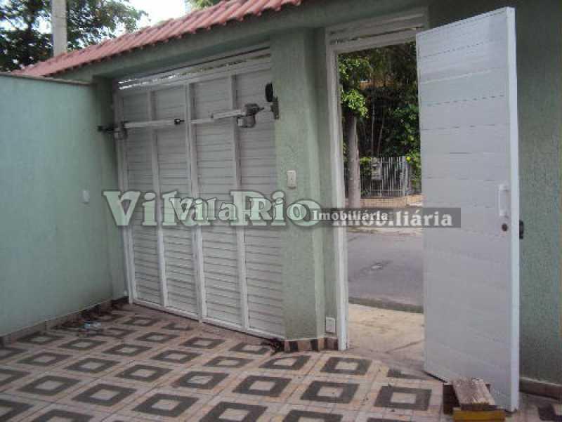 garagem - Casa 3 quartos para venda e aluguel Vista Alegre, Rio de Janeiro - R$ 850.000 - VCA30034 - 26