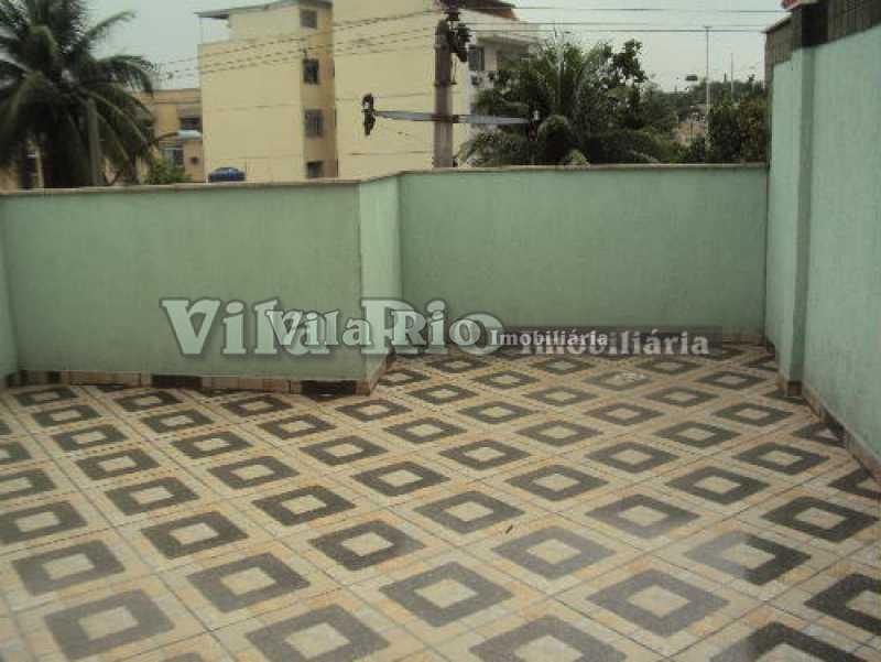 terraco - Casa 3 quartos para venda e aluguel Vista Alegre, Rio de Janeiro - R$ 850.000 - VCA30034 - 27