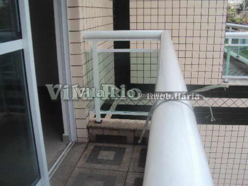 varanda - Casa 3 quartos para venda e aluguel Vista Alegre, Rio de Janeiro - R$ 850.000 - VCA30034 - 30