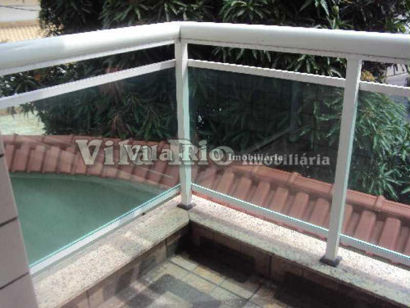 varanda2 - Casa 3 quartos para venda e aluguel Vista Alegre, Rio de Janeiro - R$ 850.000 - VCA30034 - 31