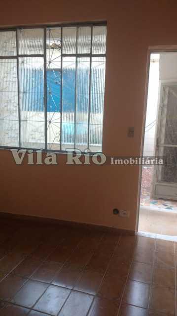 SALA 2 - Apartamento Vista Alegre, Rio de Janeiro, RJ Para Alugar, 1 Quarto, 52m² - VAP10032 - 1