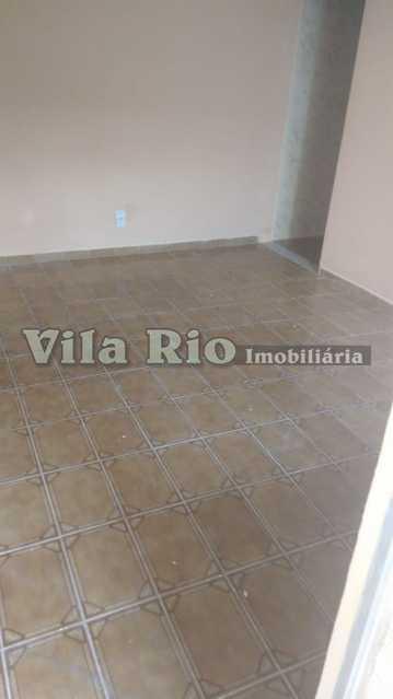 SALA 3 - Apartamento Vista Alegre, Rio de Janeiro, RJ Para Alugar, 1 Quarto, 52m² - VAP10032 - 3
