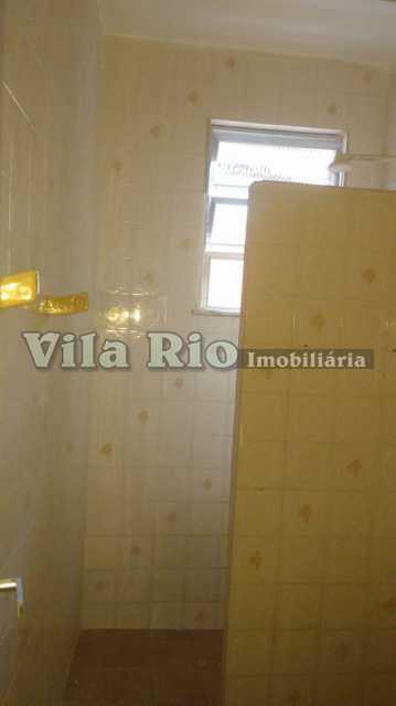 BANHEIRO 2 - Apartamento Vista Alegre, Rio de Janeiro, RJ Para Alugar, 1 Quarto, 52m² - VAP10032 - 8