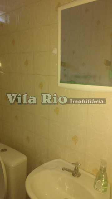 BANHEIRO 3 - Apartamento Vista Alegre, Rio de Janeiro, RJ Para Alugar, 1 Quarto, 52m² - VAP10032 - 9