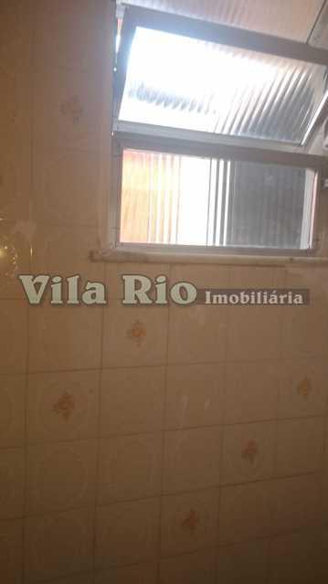 BANHEIRO 4 - Apartamento Vista Alegre, Rio de Janeiro, RJ Para Alugar, 1 Quarto, 52m² - VAP10032 - 10