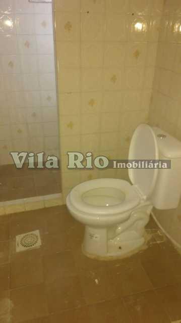 BANHEIRO 5 - Apartamento Vista Alegre, Rio de Janeiro, RJ Para Alugar, 1 Quarto, 52m² - VAP10032 - 11