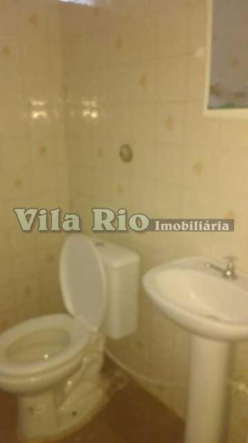 BANHEIRO - Apartamento Vista Alegre, Rio de Janeiro, RJ Para Alugar, 1 Quarto, 52m² - VAP10032 - 12