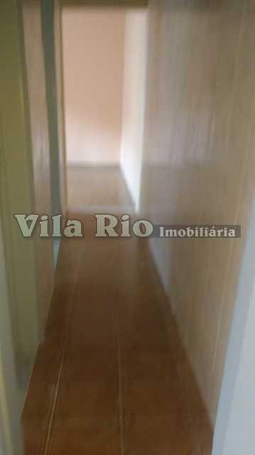 CIRCULAÇÃO 3 - Apartamento Vista Alegre, Rio de Janeiro, RJ Para Alugar, 1 Quarto, 52m² - VAP10032 - 15