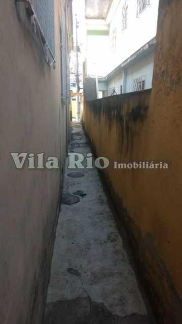CIRCULAÇÃO EXTERNA 2 - Apartamento Vista Alegre, Rio de Janeiro, RJ Para Alugar, 1 Quarto, 52m² - VAP10032 - 16