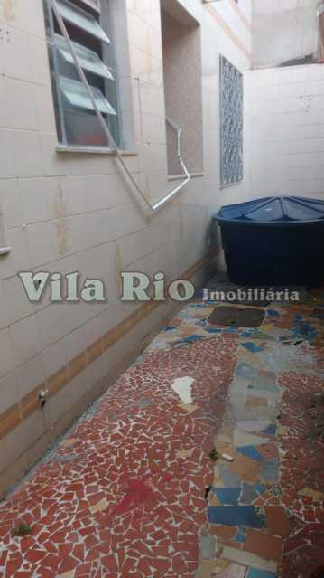 CIRCULAÇÃO EXTERNA - Apartamento Vista Alegre, Rio de Janeiro, RJ Para Alugar, 1 Quarto, 52m² - VAP10032 - 18