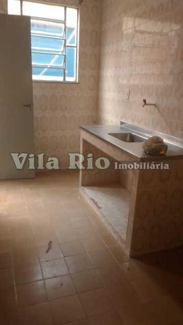 COZINHA 2 - Apartamento Vista Alegre, Rio de Janeiro, RJ Para Alugar, 1 Quarto, 52m² - VAP10032 - 20