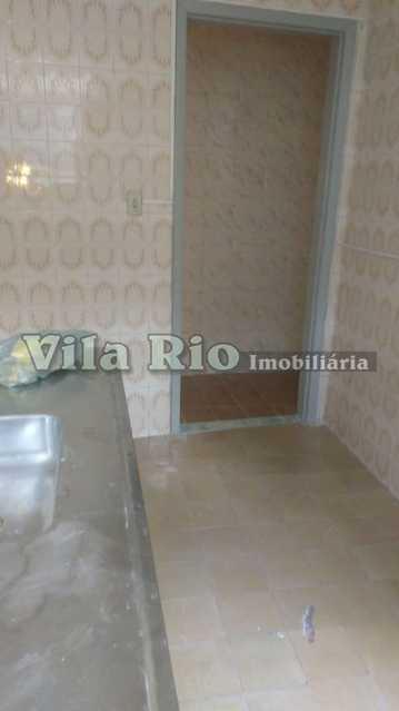 COZINHA 3 - Apartamento Vista Alegre, Rio de Janeiro, RJ Para Alugar, 1 Quarto, 52m² - VAP10032 - 21