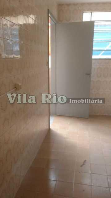 COZINHA - Apartamento Vista Alegre, Rio de Janeiro, RJ Para Alugar, 1 Quarto, 52m² - VAP10032 - 22