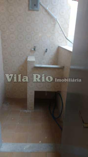 AREA 2 - Apartamento Vista Alegre, Rio de Janeiro, RJ Para Alugar, 1 Quarto, 52m² - VAP10032 - 24